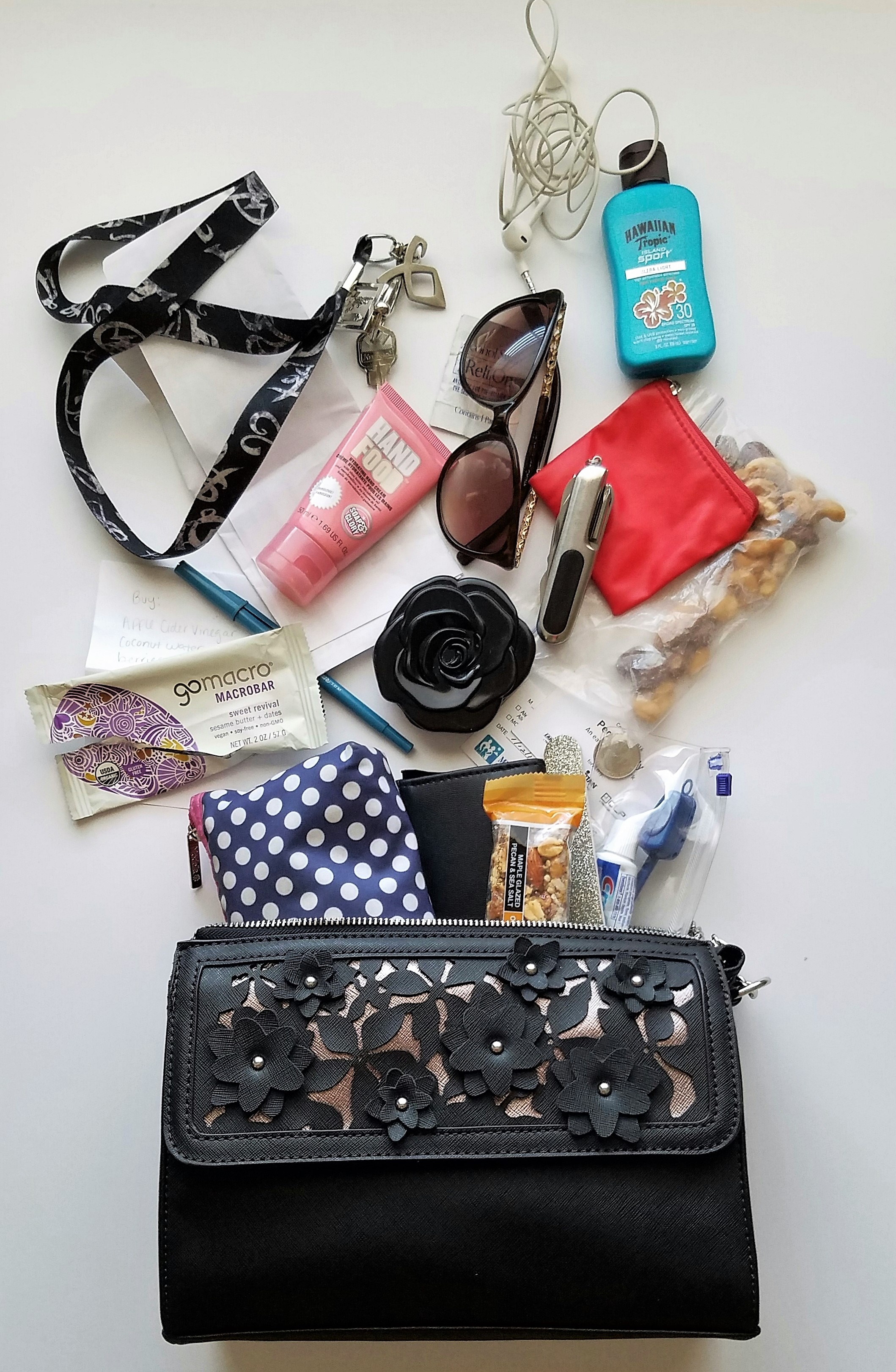 6bcb2f14fea0eb What's in My Bag | Mel Makes It Happen