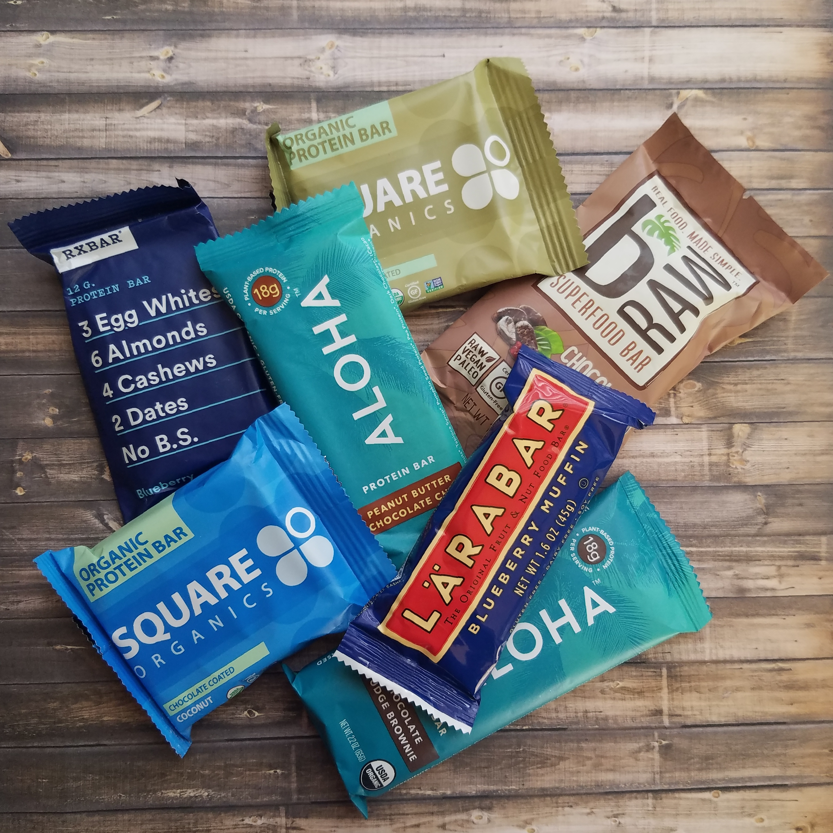 favorite snack bars