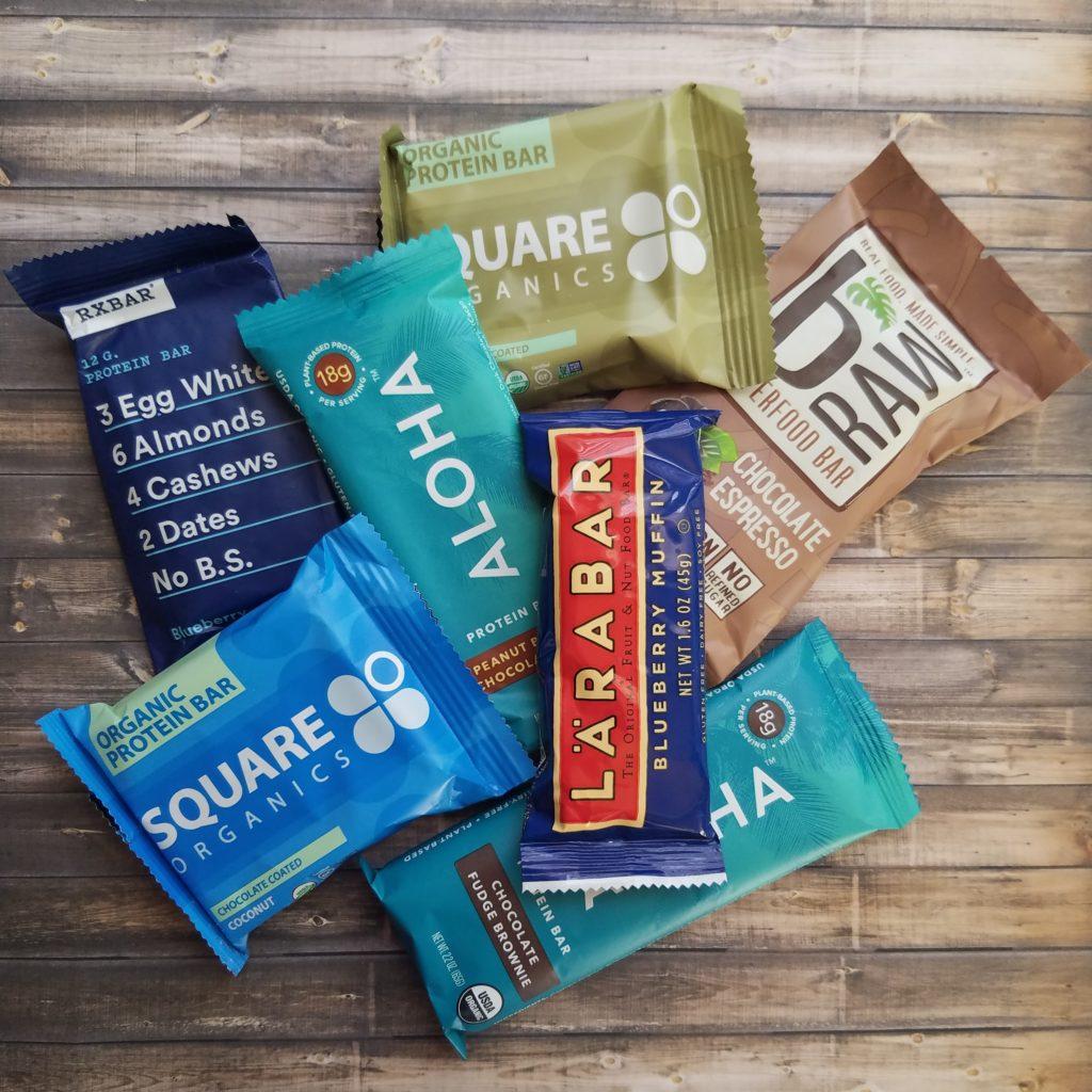favorite snack bars