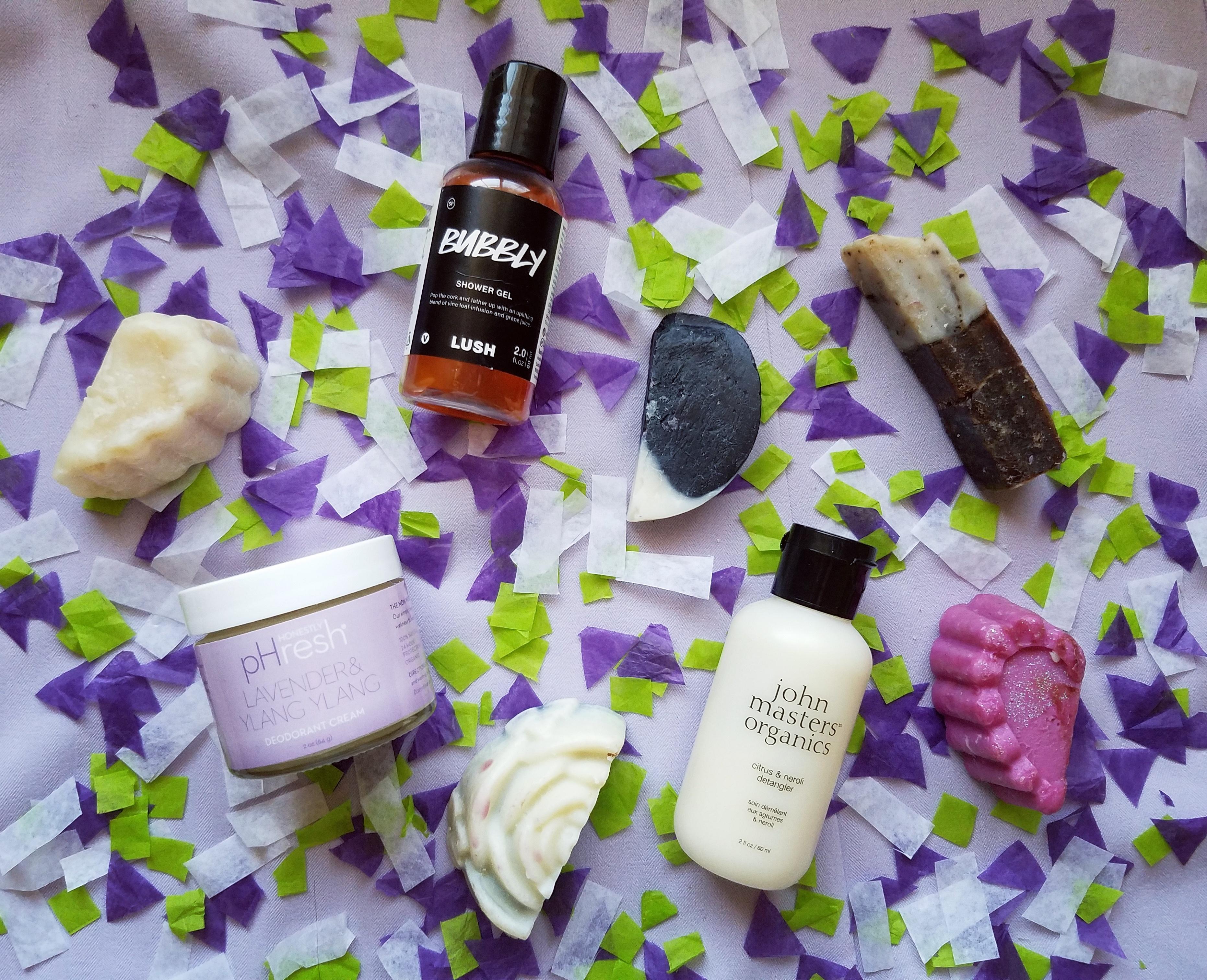 shower routine essentials