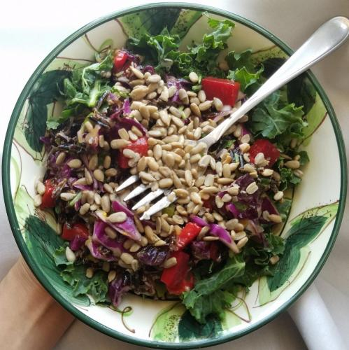 Big Kale Salad